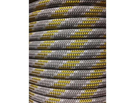 D-Race 10mm grau/gelb/weiß
