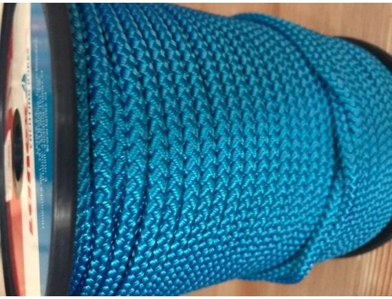 Dynesport 6mm  blau 100m