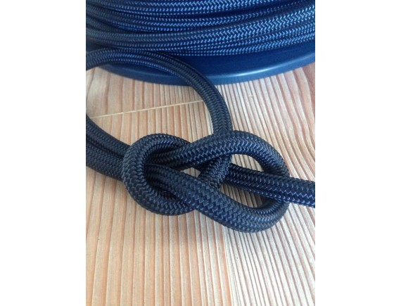 Eco Rope  14mm   dunkelblau  200 Meter