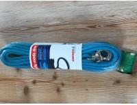 Blizzard  10mm  Fall  blau  35 Meter mit eingeslpeißtem Spezialschäkel
