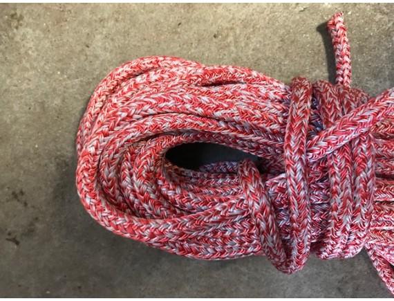 Meltemi Fix 12 mm rot/weiß