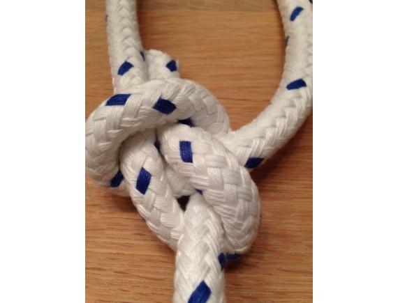 Liros Standard  12mm  weiß/blau