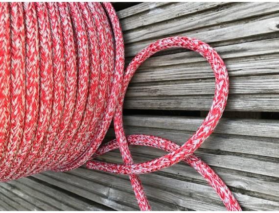 Meltemi Fix 10 mm rot/weiß