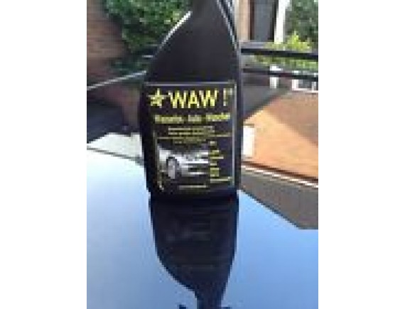 WAW!     Top Pflegemittel für Boot und Auto